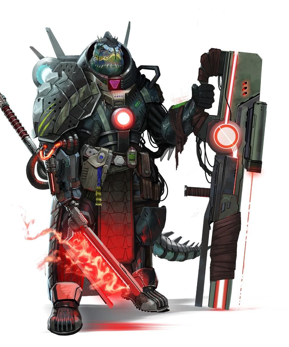 Vesk-Starfinder