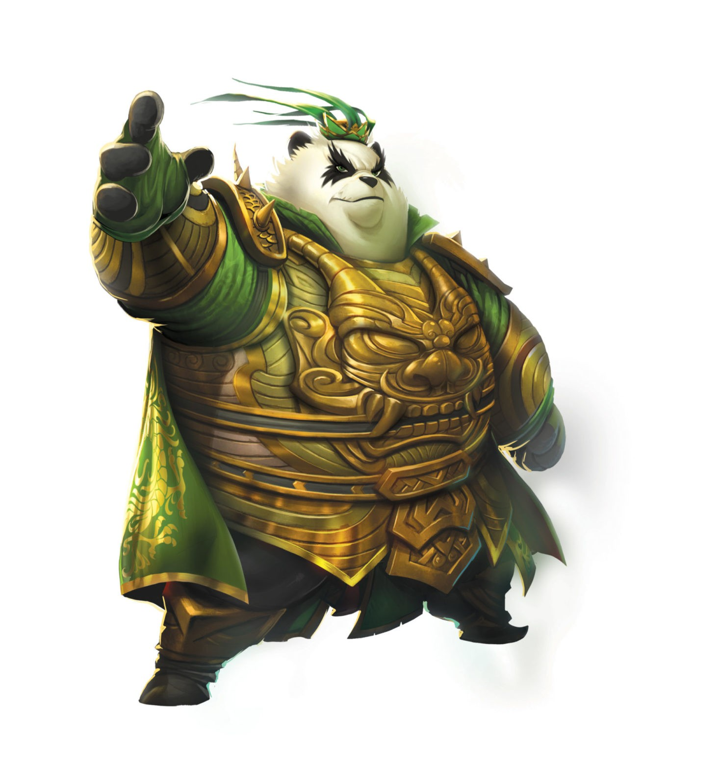 gevernatore panda