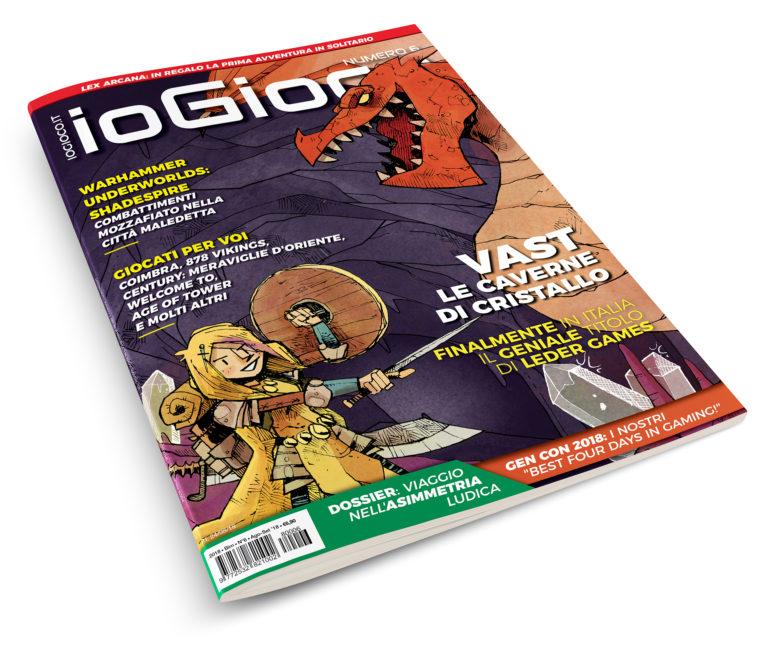 ioGioco 6 – VAST: le caverne di cristallo