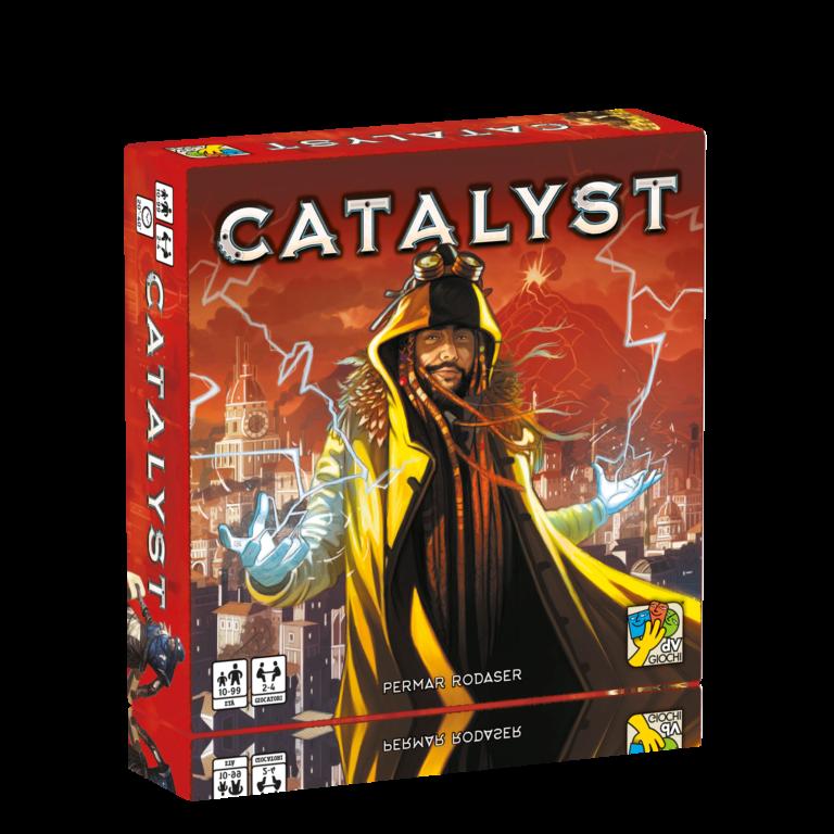 Catalyst: una carta in regalo con ioGioco