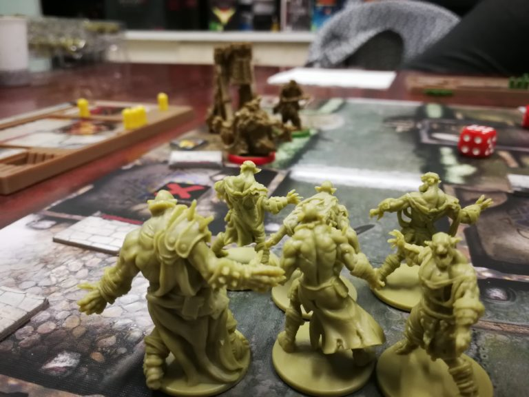 Zombicide Green Horde: due nuove missioni