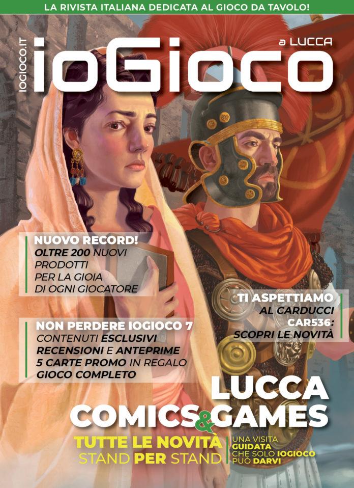 ioGioco a Lucca 2018