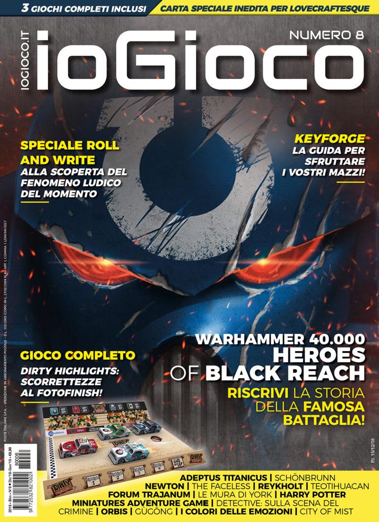 ioGioco 8 – Heroes of Black Reach