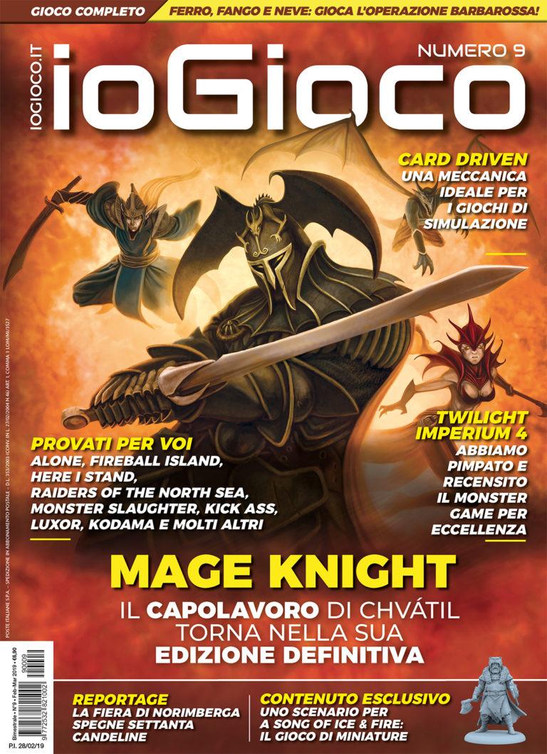 ioGioco 9 – Mage Knight