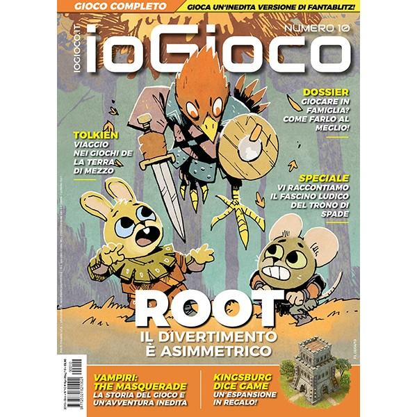 ioGioco N.10 – Root