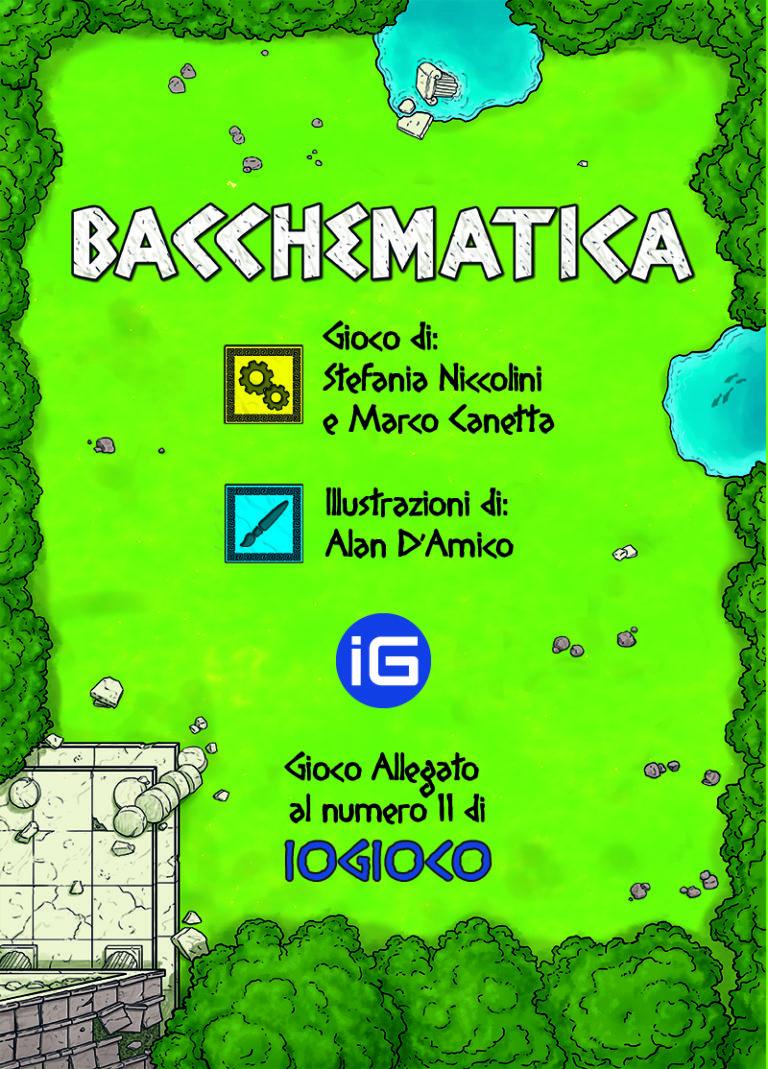 BACCHEMATICA: il gioco completo su ioGioco 11