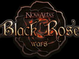 black rose wars logo