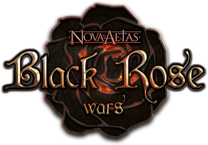 black rose wars logo