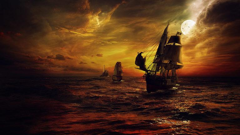 I più celebri pirati dei boardgame