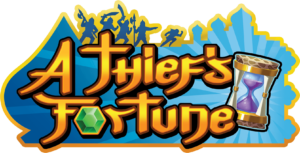 logo a thief's fortune di Tesla Games