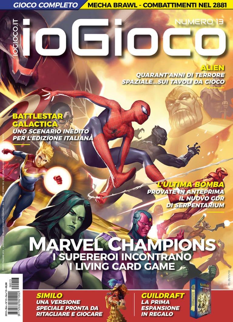 ioGioco 13 – Marvel Champions Living Card Game
