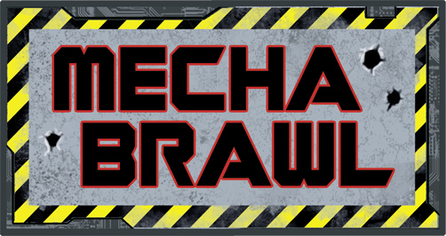 Mecha Brawl - Logo