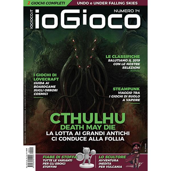 ioGioco14 cover
