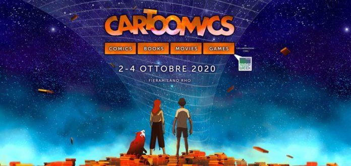 Cartoomics 2-4 ottobre 2020