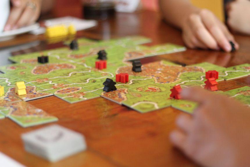 Storia del gioco da tavolo - Carcassonne