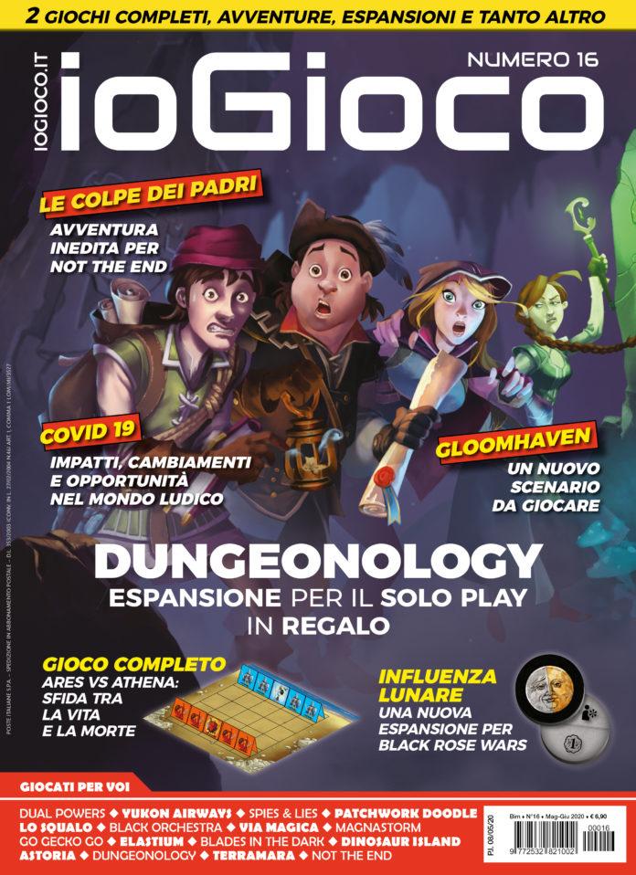 Cover ioGioco 16