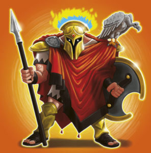 Ares vs Athena Ares