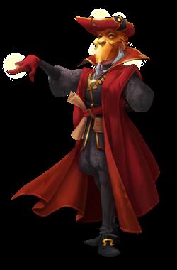 Dungeonolgy - Boss Omega
