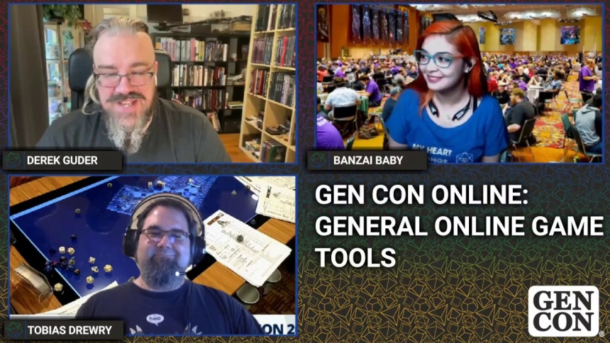 GenCon Online
