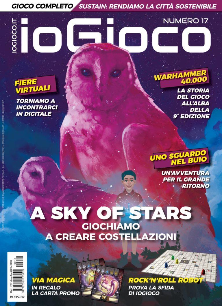 ioGioco 17 – A Sky of Stars