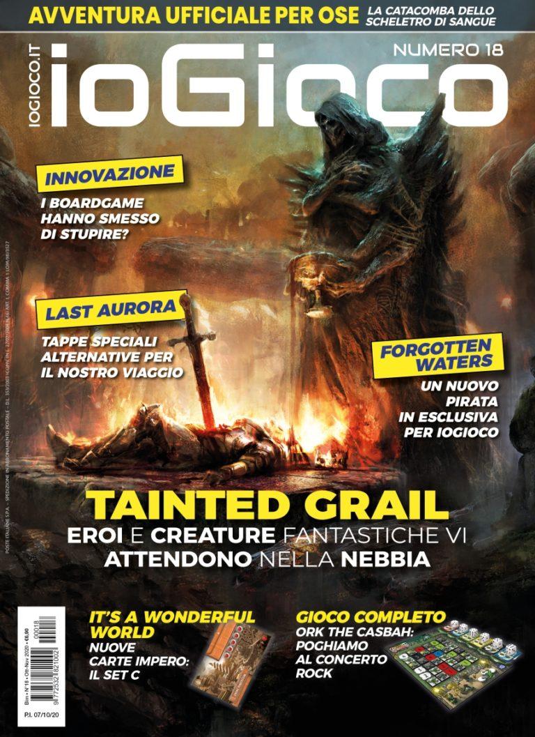 ioGioco 18 – Tainted Grail