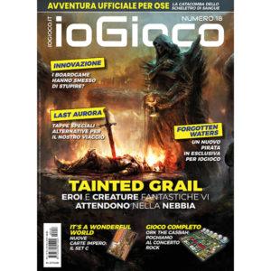 ioGioco18 cover