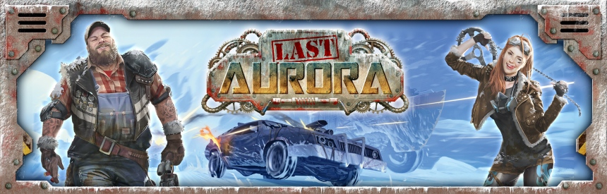 Last Aurora - Artwork