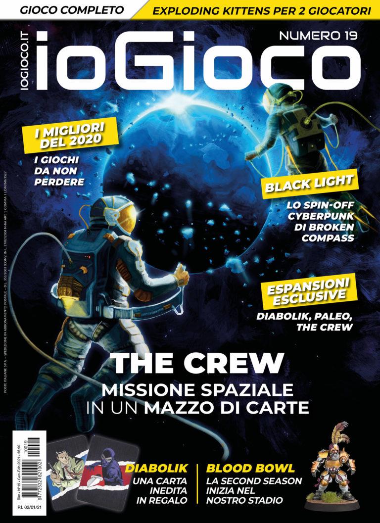 ioGioco 19 – The Crew