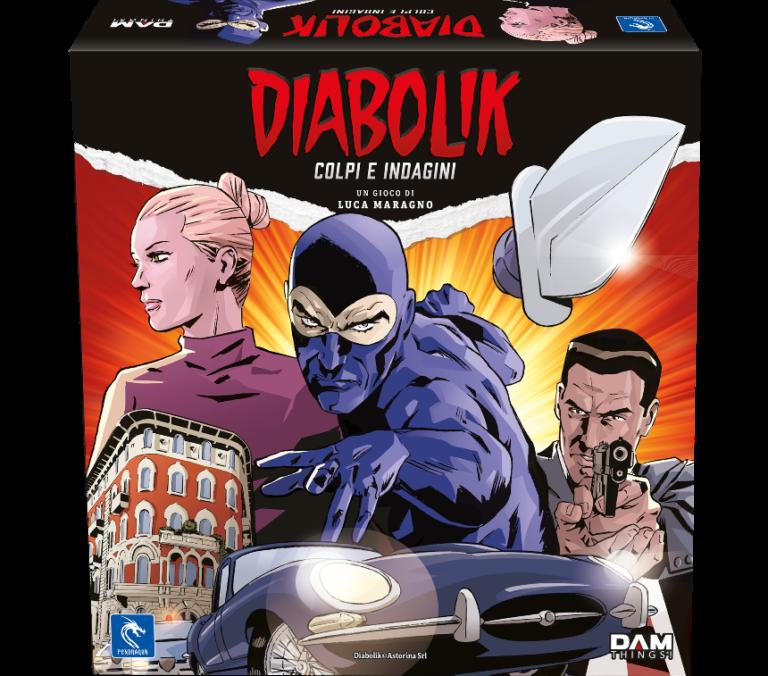 Diabolik – Una carta promo e un nuovo colpo con ioGioco 19