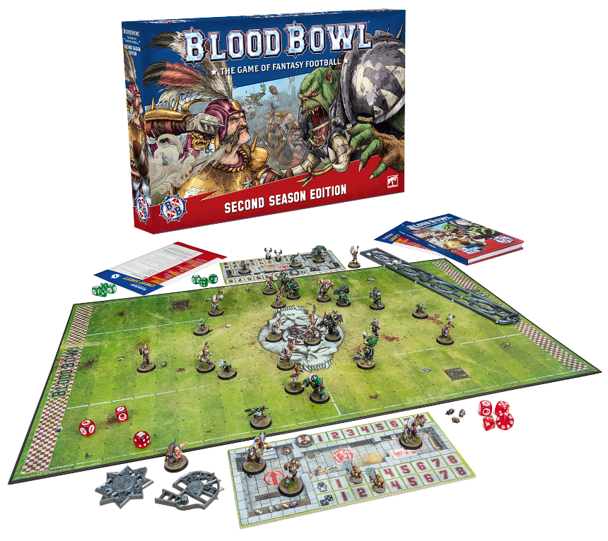 Blood Bowl Second Season