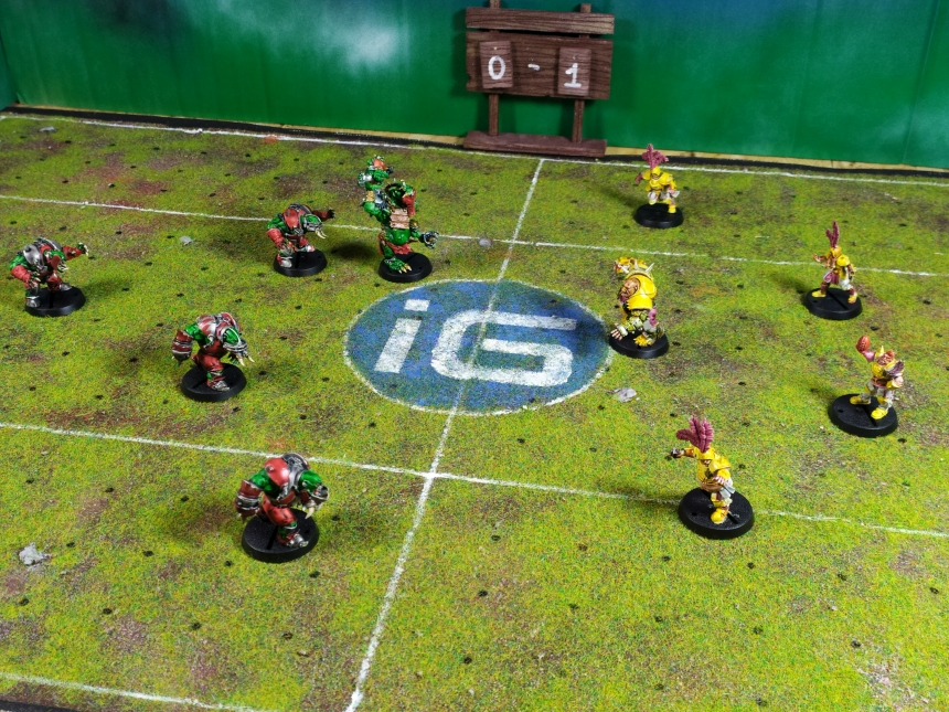 Blood Bowl - ioGioco Stadium