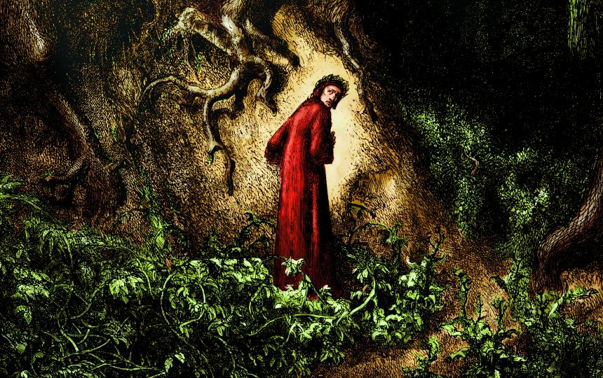 Dante Alighieri Comedia: Inferno