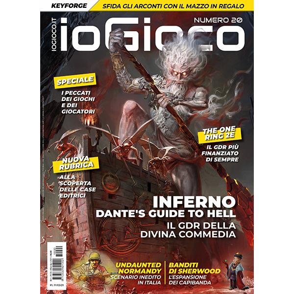 Cover ioGioco 20