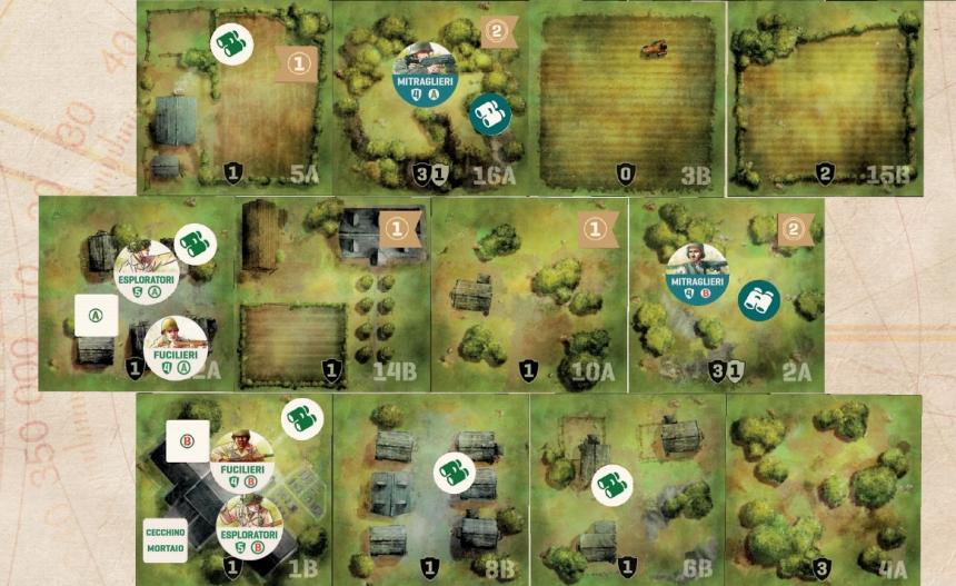 Scenario Undaunted Normandy ioGioco 20