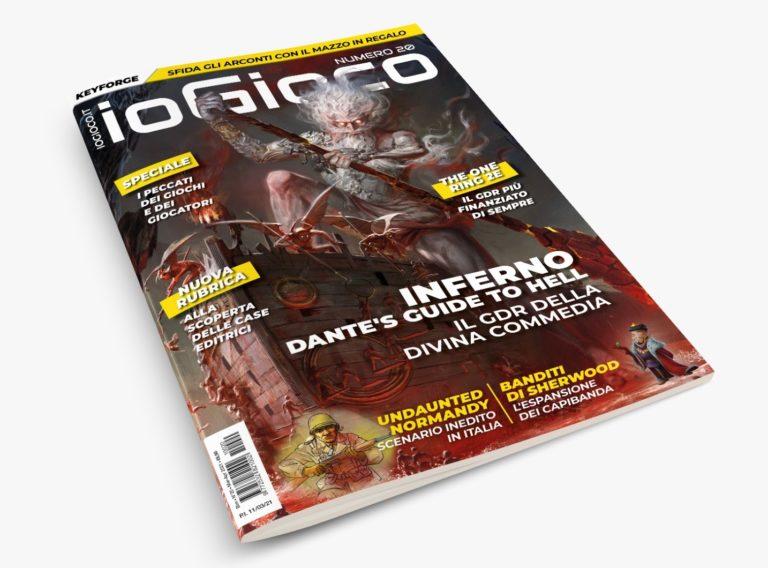 ioGioco 20 – Inferno – Dante's Guide to Hell