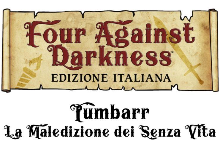 Four Against Darkness - Avventura ioGioco