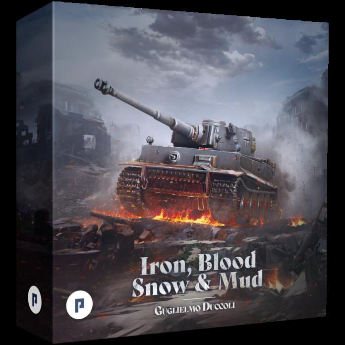 Iron, Blood, Snow & Mud