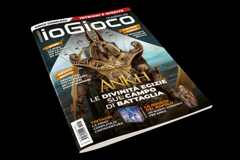 ioGioco 23 – Ankh